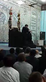 Live From Imambargah Shohdae Karbala Incholi