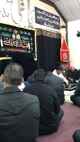 LIVE - Majlis - Shahadat Mola-e-Kainaat Imam Ali (A.S)