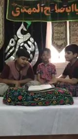 LIVE - Jafri Brothers (Burhan, Minhal & Hubban)