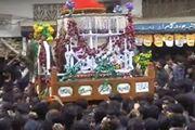 A documentary on Azadari e Maula Hussain a.s in Rohri, Sindh.