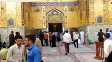 Holy Shrine of Imam Ali (A.S) (Latest Video)