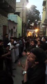 LIVE - Taboot Imam Ali (A.S) - Karachi, Pakistan