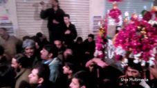 Nasir Ali Raza Party - Pukaroon Gi Main Baba Ko (8 Safar 1436)
