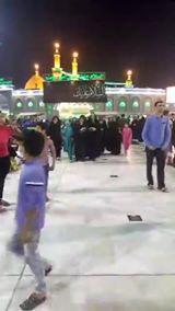 LIVE -  Bain-ul-Harmain - Karbala, Iraq