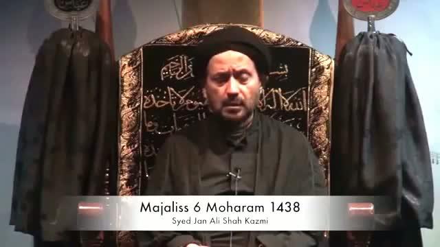 6th Muharram Majalis