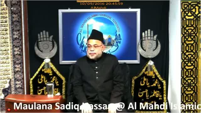 7th Muharram Majalis