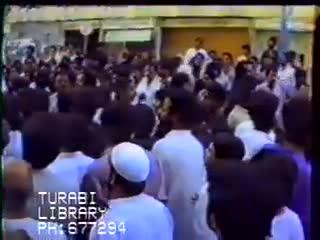 A Zabar e Dashat e Nainawa Ameer e Lashkar e Hussain