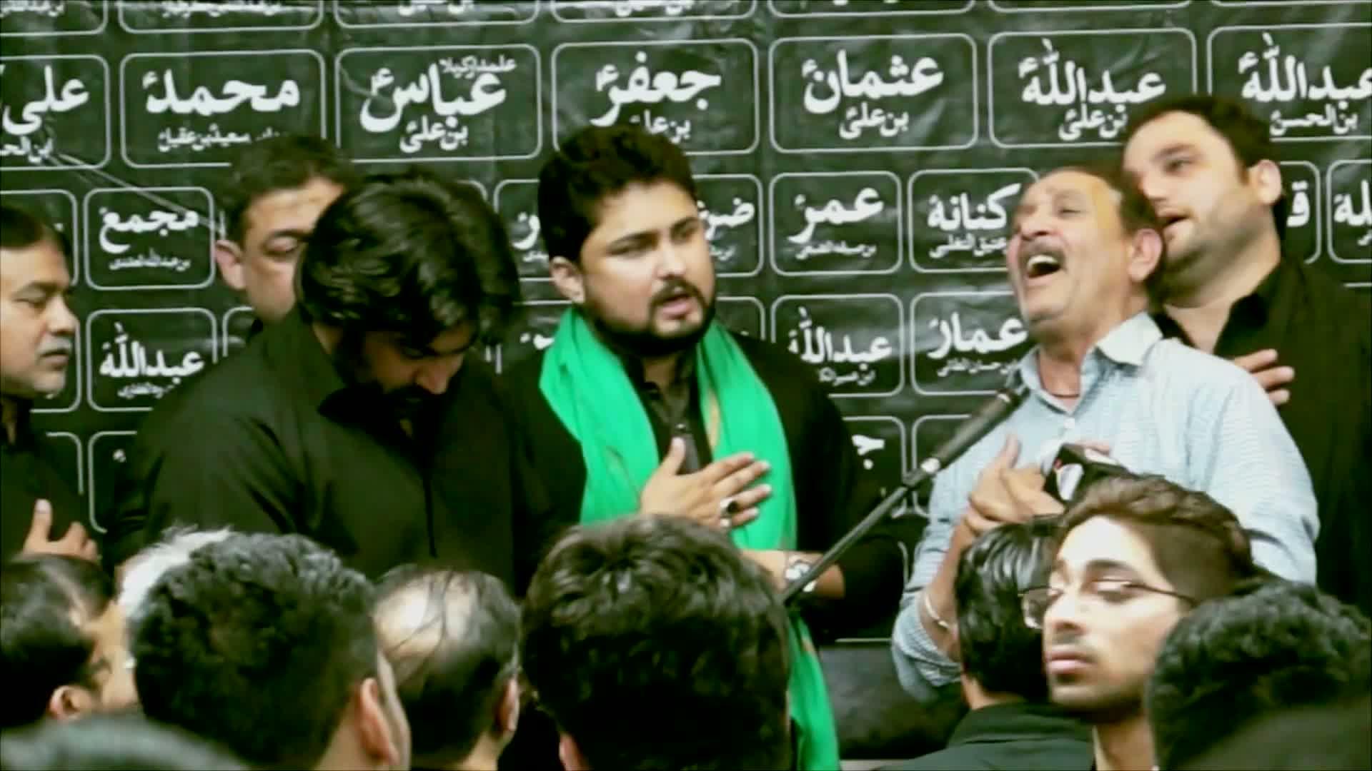 Asghar Haye Asghar  Ali Zia Rizvi  AZH25 Shabedari  Idara e Jaferia