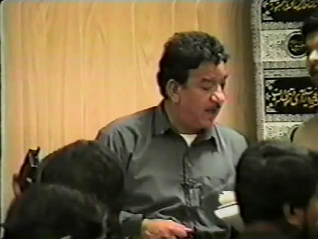 Astan-E-Zehra NJ Shab-E-Dari 1997 PT 2