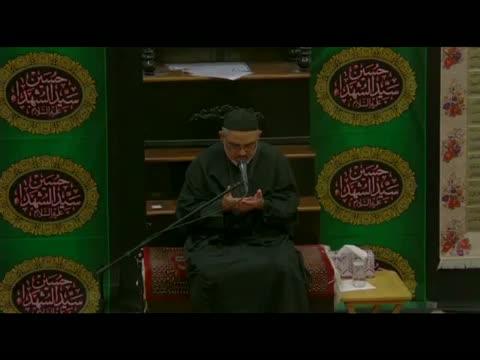 Muharram 6, 1438- Maulana Ali Murtuza Zaidi