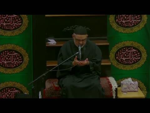 Muharram 8, 1438- Maulana Ali Murtuza Zaidi
