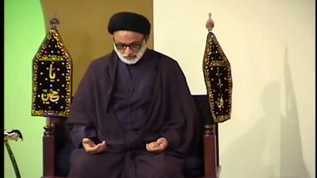 Muharram Majlis No1 Maqsad E Azadari HI Maulana Mohammad Askari