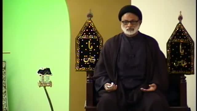 Muharram Majlis No4 Maqsad E Azadari HI Maulana Mohammad Askari