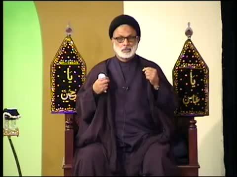 Muharram Majlis No5 Maqsad E Azadari HI Maulana Mohammad Askari