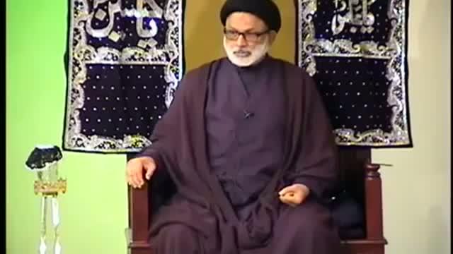 Muharram Majlis No6 Maqsad E Azadari HI Maulana Mohammad Askari