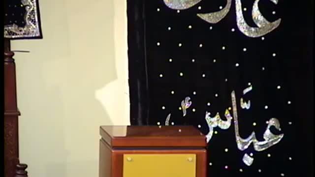 Muharram Majlis No8 Maqsad E Azadari HI Maulana Mohammad Askari