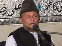 Hafiz Tasaduq Hussain
