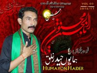 Humayun Haider - Nohay