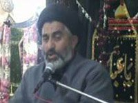 Moulana Shafqat Ali Naqvi